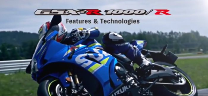 2017 Suzuki GSX R1000 & GSX R1000R Overview – Video