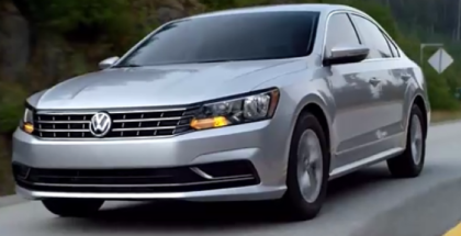 2017 VW Passat Features and Options (1)
