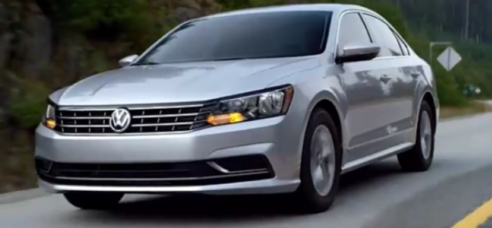 2017 VW Passat Features and Options – Video