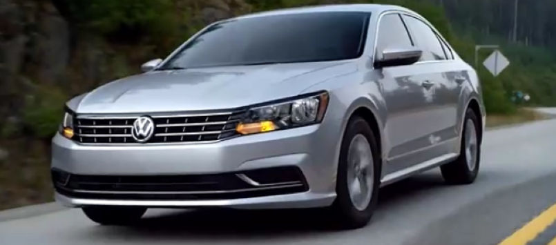 2017 vw passat features and options video dpccars. Black Bedroom Furniture Sets. Home Design Ideas