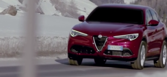 2018 Alfa Romeo Stelvio – Video