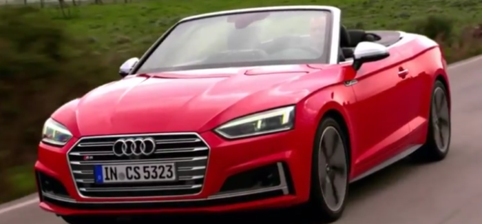 2018 Audi A5 And S5 Cabriolet Video Dpccars