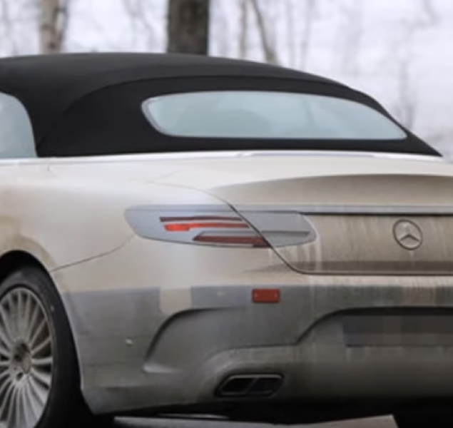 2019 Mercedes S Class Convertible Spied – Video