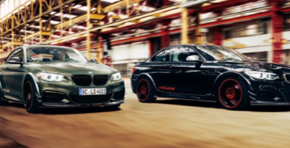 400HP BMW M240i ACL2S By AC Schnitzer Will Scare M2 Owners (1)