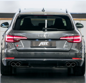419HP 2017 Audi S4 Avant By ABT (2)