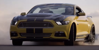 670HP Ford Mustang Shelby GT (1)