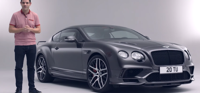 700bhp Bentley Continental Supersports Overview – Video