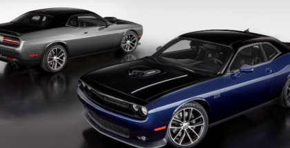 80th Anniversary Limited Edition Dodge Challenger (1)
