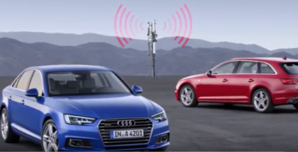 Audi LTE-V - The Future Is Connected (1)