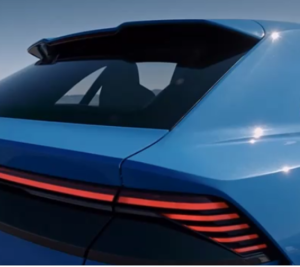 Audi Q8 Concept Headlight & Taillight Demonstration (2)