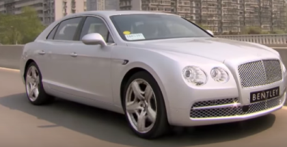 Fifth Gear Bentley Flying Spur Review (1)