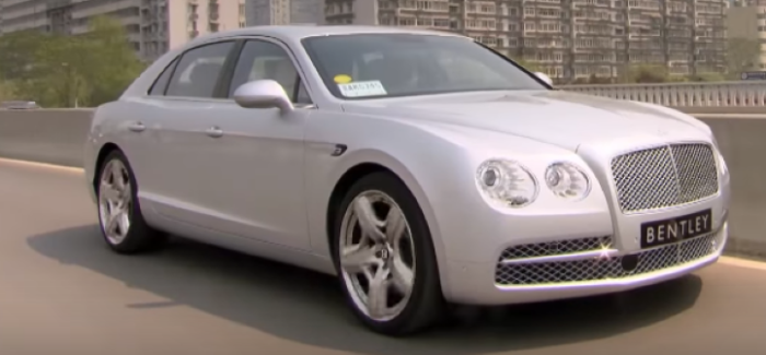 Fifth Gear Bentley Flying Spur Review – Video