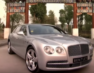 Fifth Gear Bentley Flying Spur Review (2)