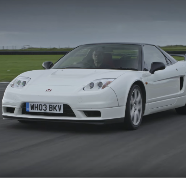 Honda NSX R Vs New 2017 Honda NSX – Video