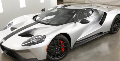 Lightweight Limited Edition Ford GT Competition Series