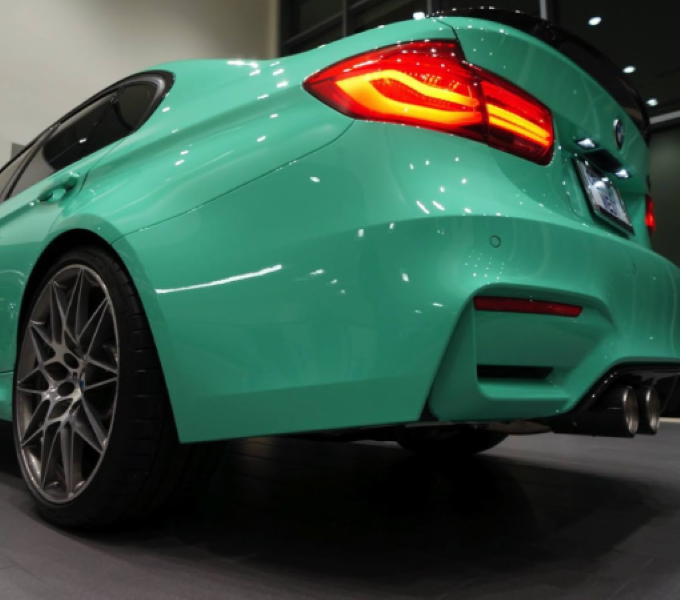 mint green 2017 bmw m3 competition package video dpccars. Black Bedroom Furniture Sets. Home Design Ideas