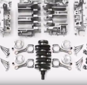 Subaru Boxer Engine Production and History (2)