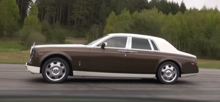 Toyota GT86 vs Rolls Royce Phantom – Video | DPCcars