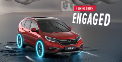 2017 Honda CR-V Test Drive, Features, Options  (1)