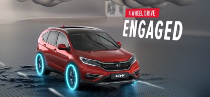 2017 Honda CR-V Test Drive, Features, Options – Video
