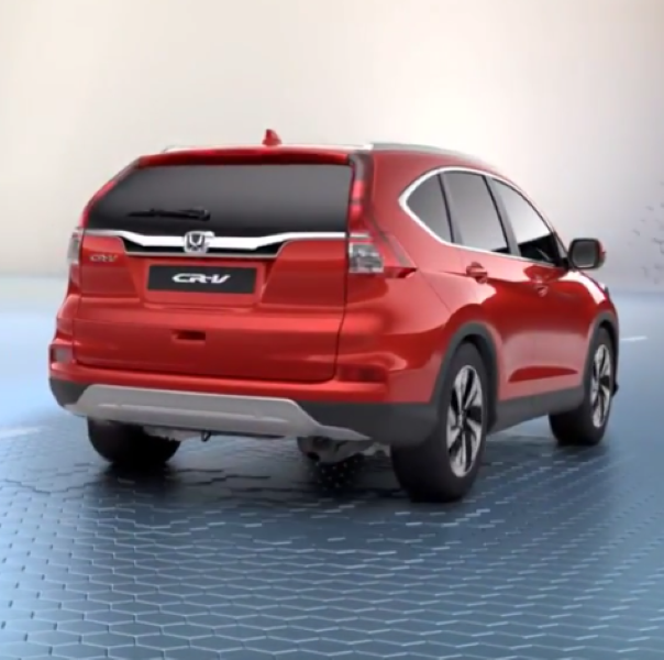 2017 honda cr v test drive features options video dpccars. Black Bedroom Furniture Sets. Home Design Ideas