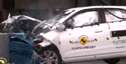 2017 Hyndai i20 Crash Test (1)