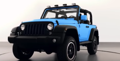 2017 Jeep Wrangler Mopar One (1)