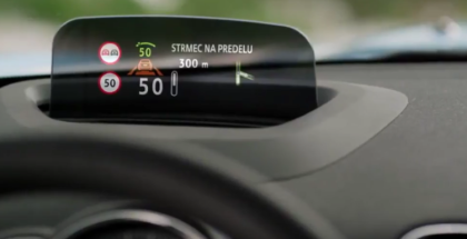 2017 MINI Countryman Head Up Display & Find Mate (1)