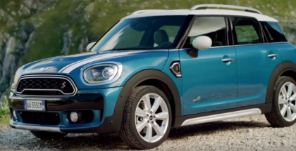2017 MINI Countryman Offroad Character, Driver Assistance, & Connectivity (1)