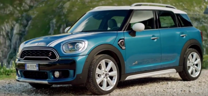 2017 MINI Countryman Offroad Character, Driver Assistance, & Connectivity – Video