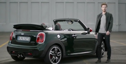 2017 MINI John Cooper Works JCW Convertible Review (1)