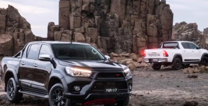 2017 Toyota Hilux TRD Pack