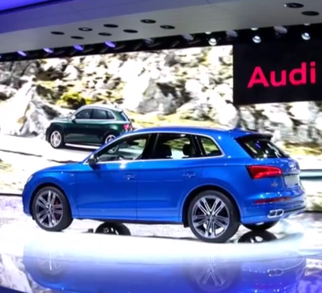 2018 audi sq5 unveiling video dpccars. Black Bedroom Furniture Sets. Home Design Ideas