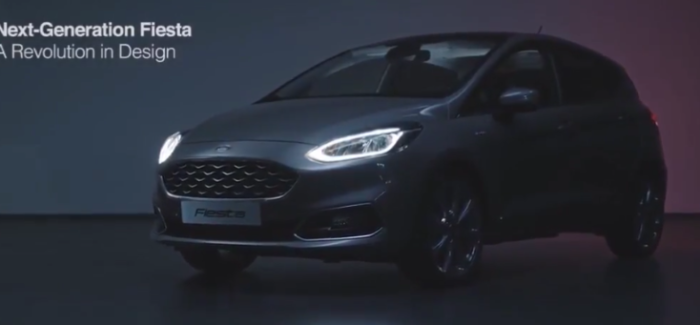 2018 Ford Fiesta Interior Development – Video