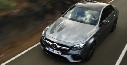 2018 Mercedes AMG E63S Introduction (1)