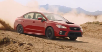 2018 Subaru WRX and WRX STI Performance Driving  (1)