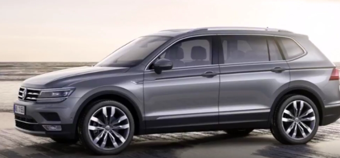 2018 vw tiguan allspace 7 seater dpccars. Black Bedroom Furniture Sets. Home Design Ideas