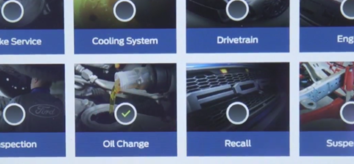 24 Hour Oil Change >> 24 Hour Ford Smart Service Kiosk Video Dpccars