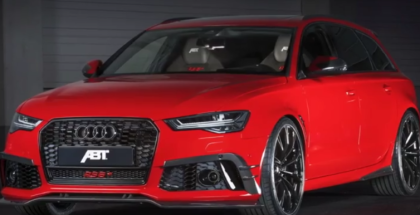 705HP Audi RS6+ By ABT