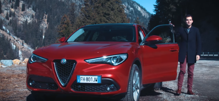 Alfa Romeo Stelvio Review – Video