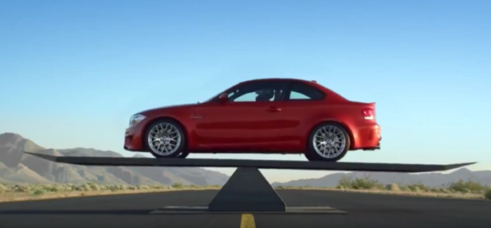 BMW 1M Coupe Documentary