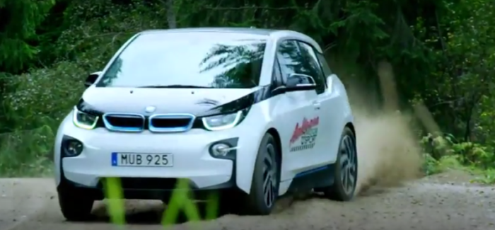BMW i3 Drifting – Video