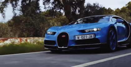 Bugatti Chiron Review & Acceleration (2)