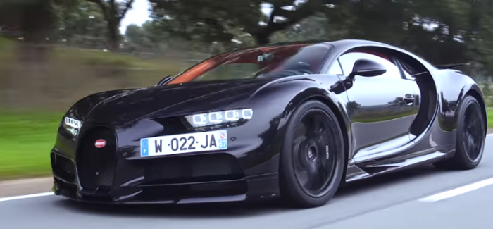Bugatti Chiron Test Drive and Review – Video