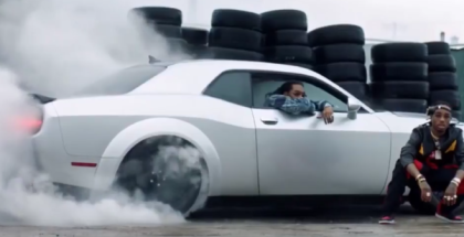 Dodge Demon Staring In Fate of the Furious Music Video (1)