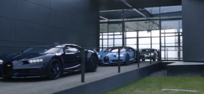 First Bugatti Chiron Deliveries Have Started – Video
