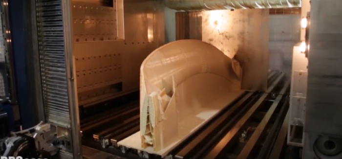 Ford Tests LARGE SCALE Car Parts 3D Printing – Video | DPCcars