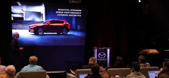 Full 2017 Mazda CX-5 Presentation – Video