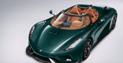 Koenigsegg Agera RS & Regera Will Be At 2017 Geneva Motor Show (1)