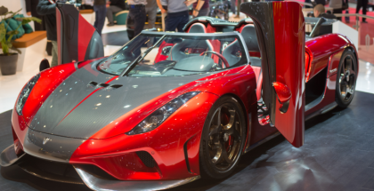 Koenigsegg At Geneva (1)